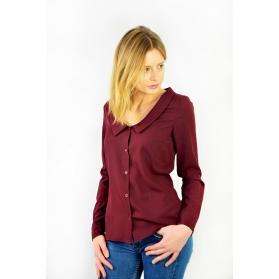 Shirt Lily - plum