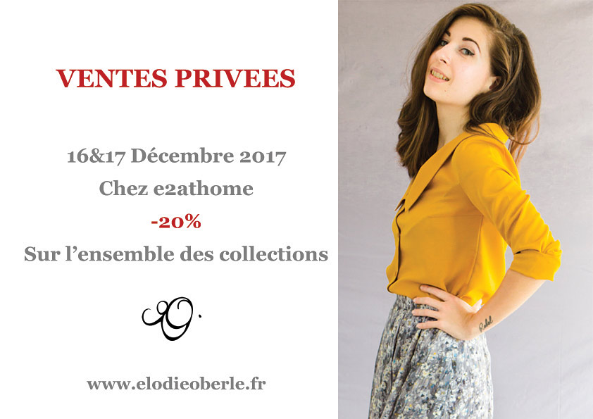 nouvelle collection Elodie Oberlé