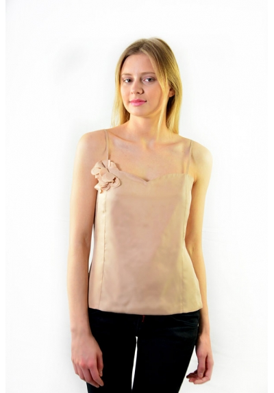 Top Louison - nude