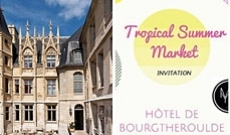 Tropical Summer market