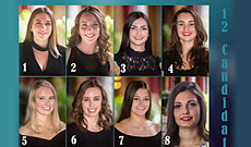 Election of Miss Rouen 2018
