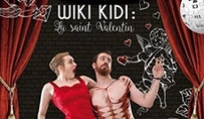 Costumes of the play Wiki Kidi: Valentine's Day